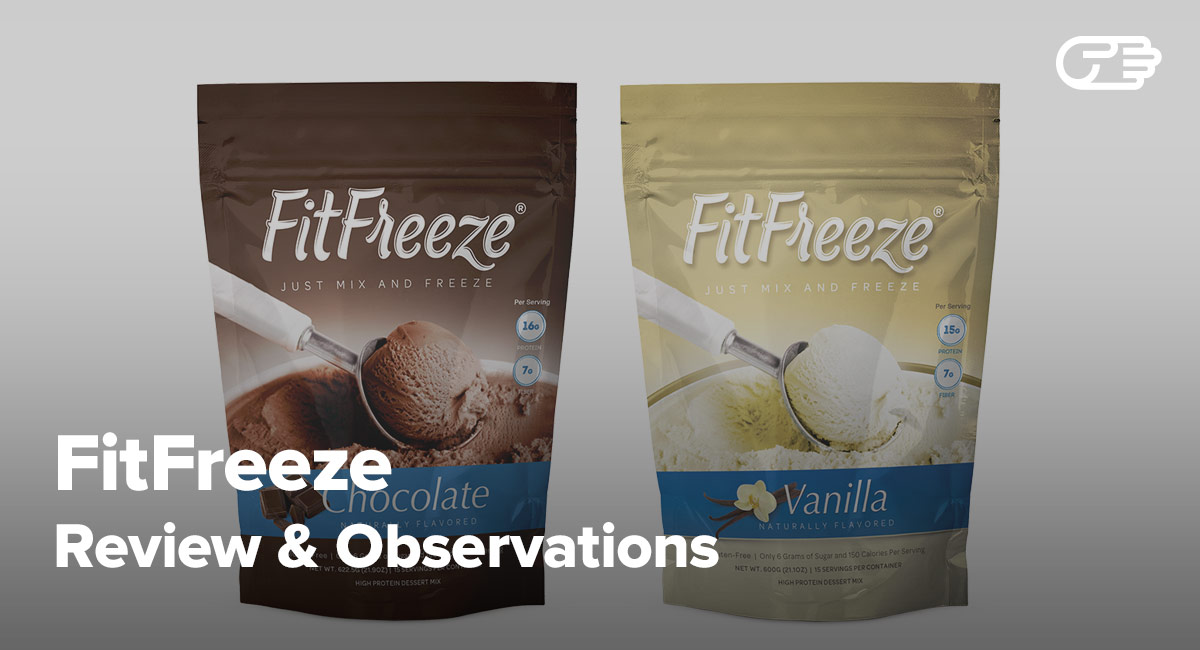 Fit Freeze Promo Review