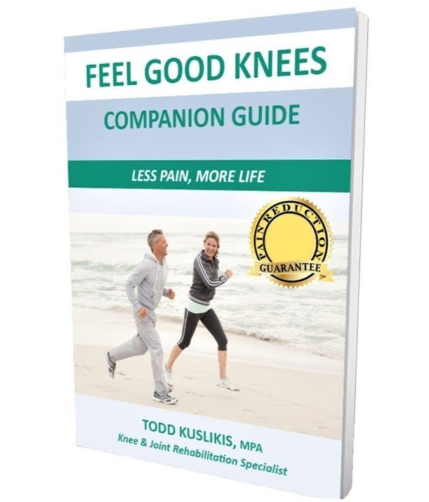 Feel Good Knees For Fast Pain Relief Method