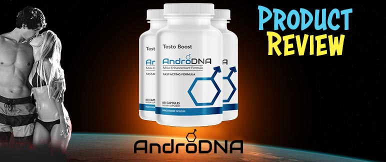 AndroDNA Male Enhancement Muscle Boost