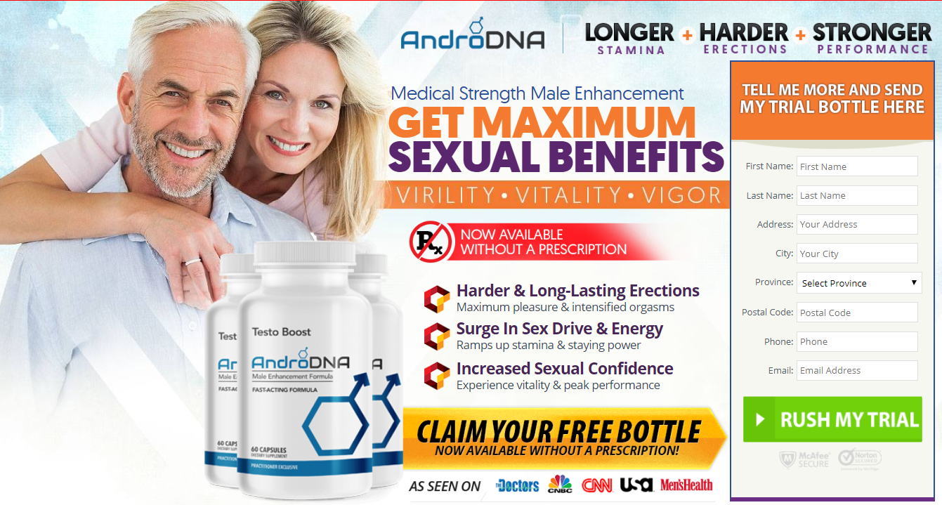 AndroDNA Male Enhancement Review