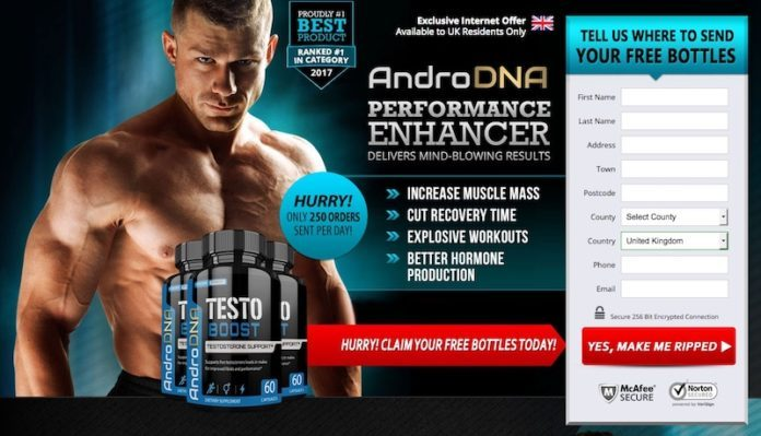 AndroDNA Testo Boost review
