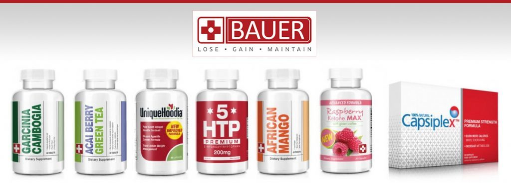 Bauer Nutrition product image