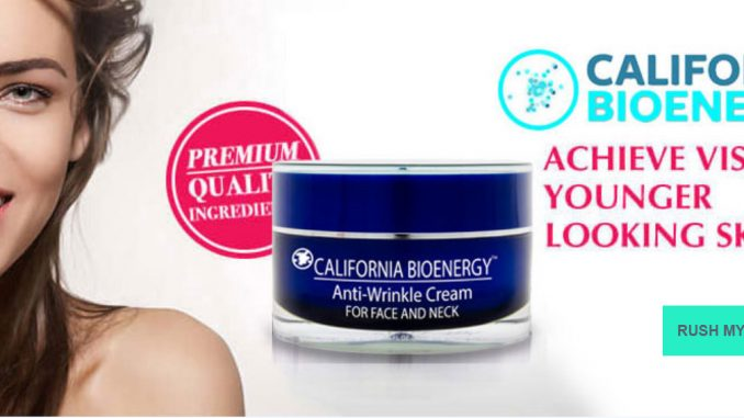 California Bioenergy Skin Care Review