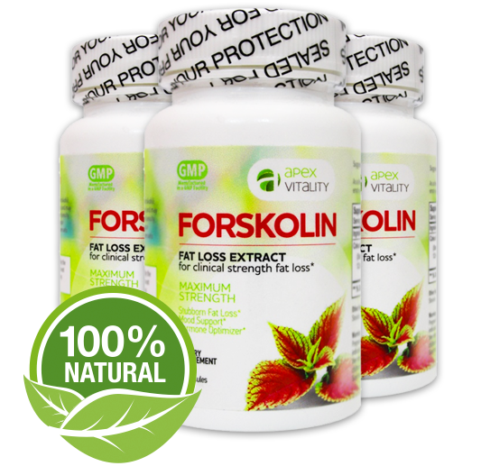 APEX Forskolin Does it Work