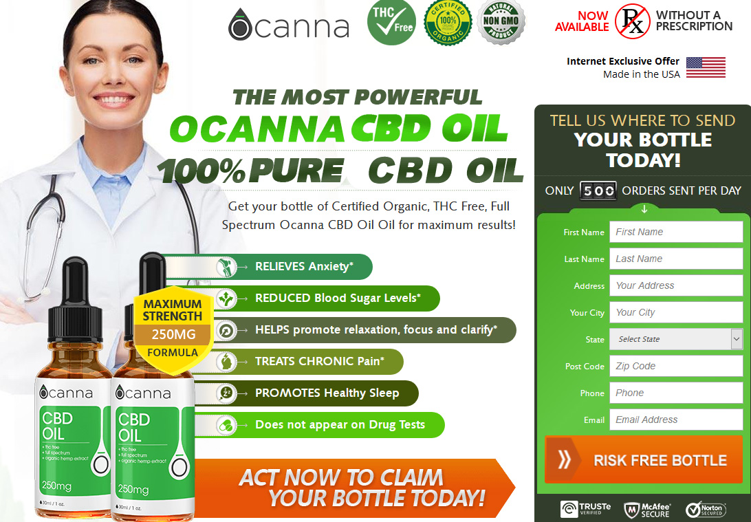 Ocanna CBD Oil Review