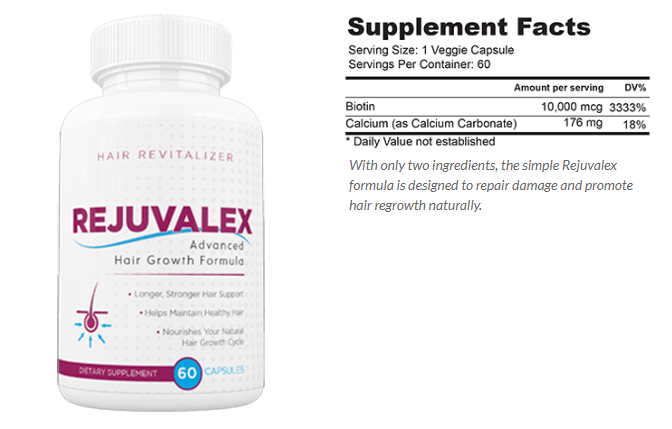 Rejuvalex Review How Does It Work Click To Know