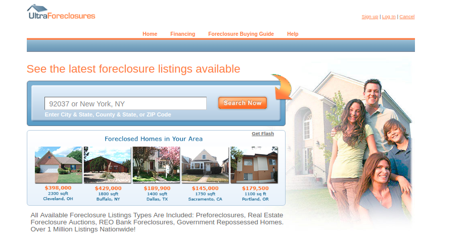 Ultraforeclosures Review