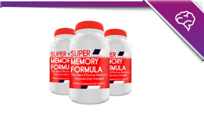 Super Memory Formula Pills Reviews