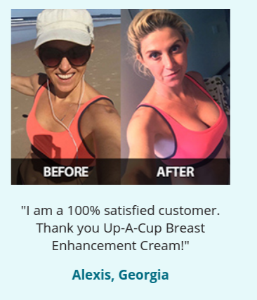 Up-A-Cup testimonial