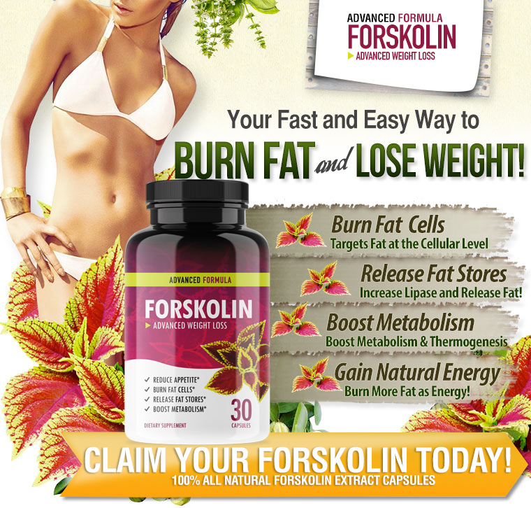 Pure Forskolin Extract Review – How Does it Work? CLICK TO KNOW.
