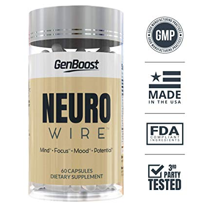 Neuro Wire Pill