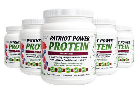 Patriot Power Protein Review – Does This Really Work? TRUTH HERE!!!