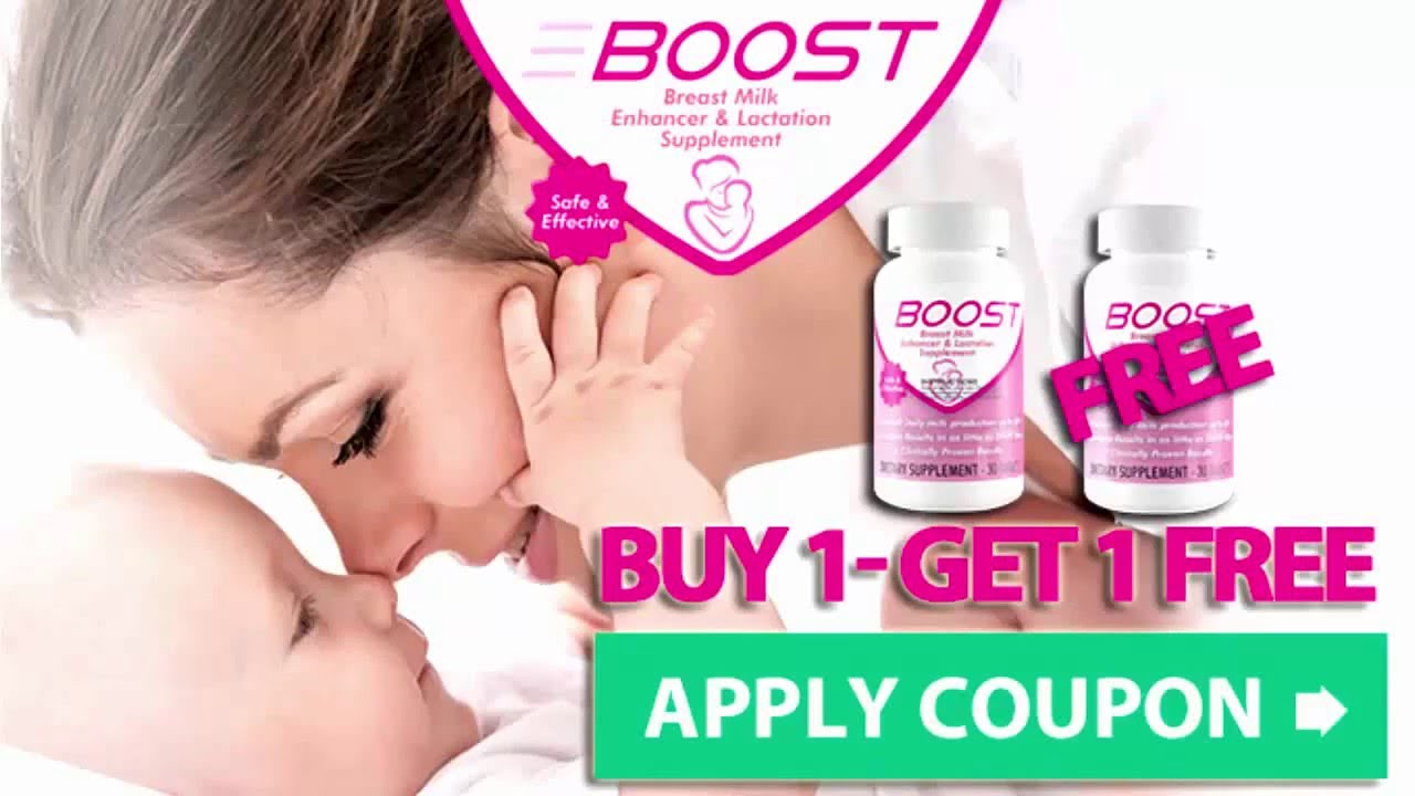 Boost Milk Enhancer Supplement