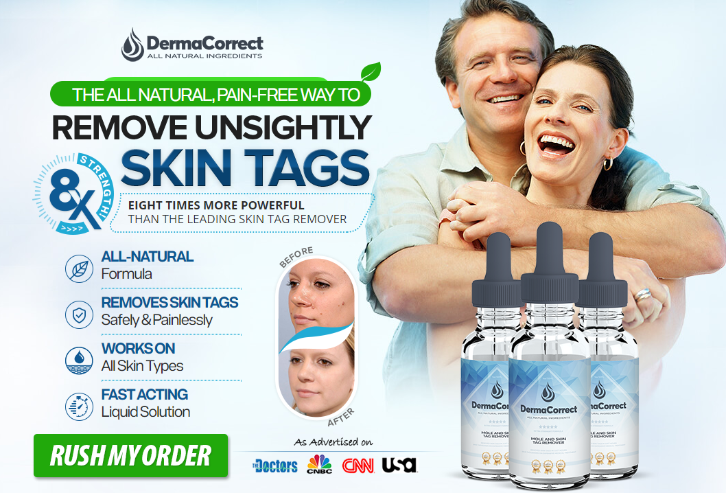 Derma Correct Updated 2020 Review – Remove Your Skin Tags Completely!!