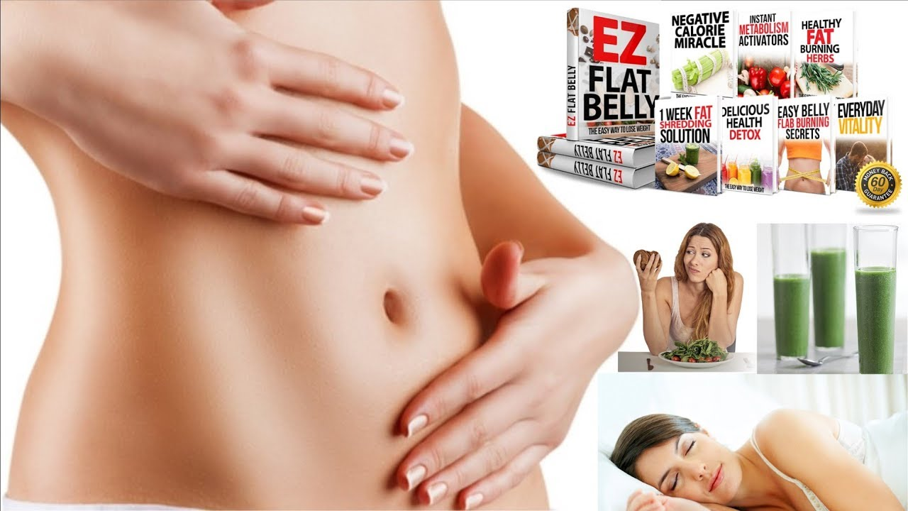 Ez Flat Belly general