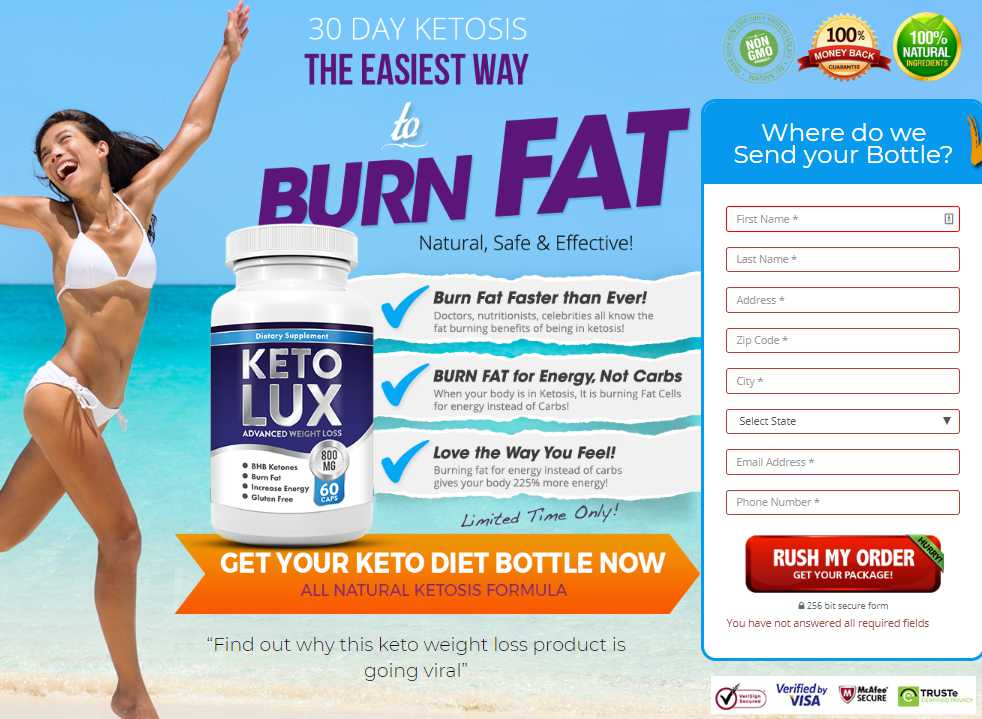 Keto Lux Does It Work
