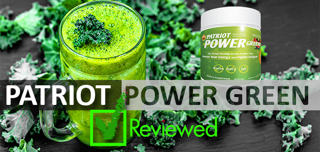 Patriot Power Greens Review – How Does it Work? CLICK TO KNOW.