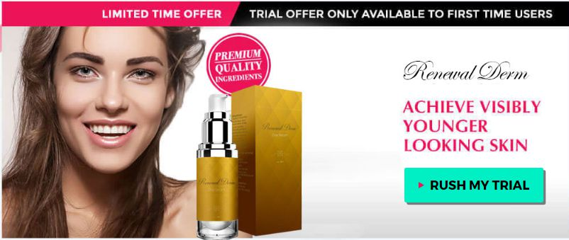 Renewal Derm Review – Effective Serum For Flawless Skin Look!!!