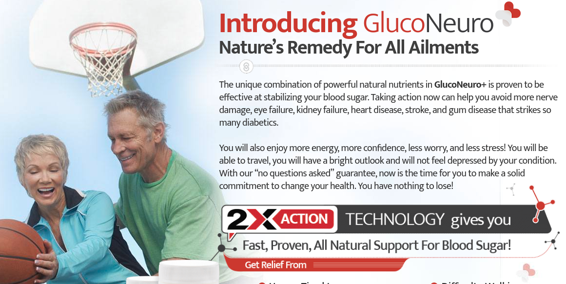 Gluco Neuro Blood Sugar Regulator Review