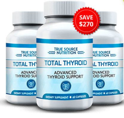 Total Thyroid Customer Reviews