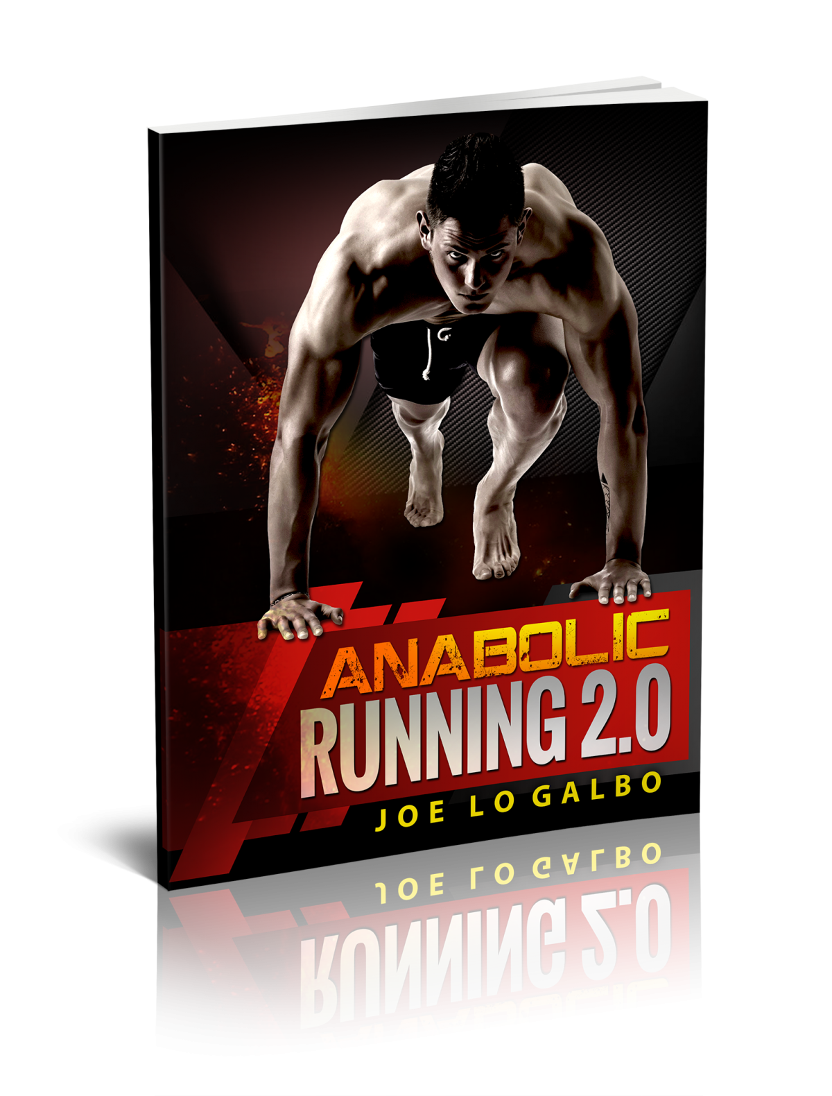 """Anabolic Running Review: """"Secret Of A Stalwart Body!!!"""""""