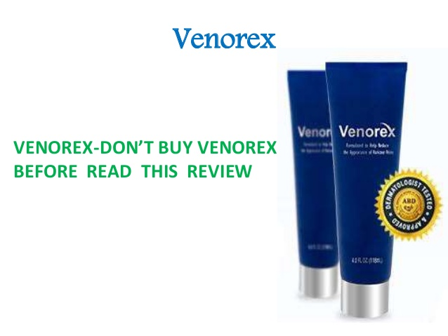 Venorex Review: How Safe And Effective Is This Product? [2019 UPDATE]