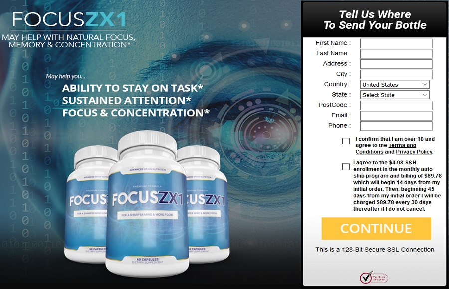 Focus ZX1 Free Trial