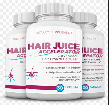 Hair Juice Accelerator products