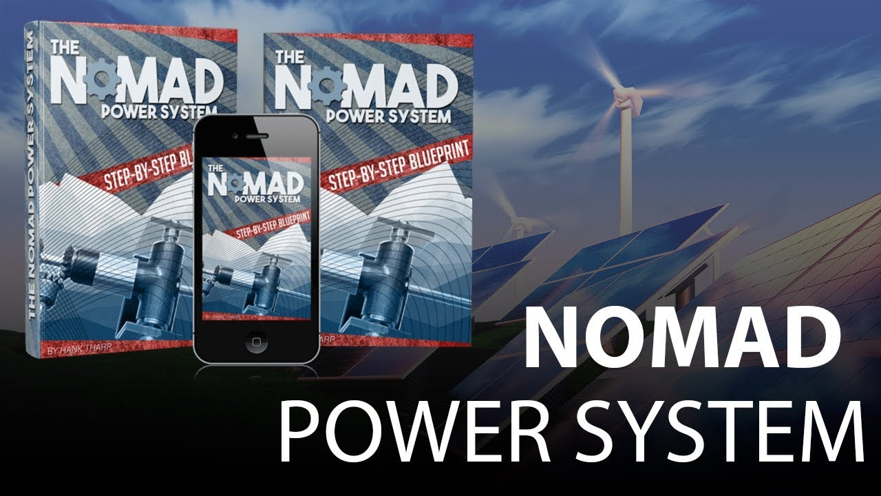 Nomad Power System Free
