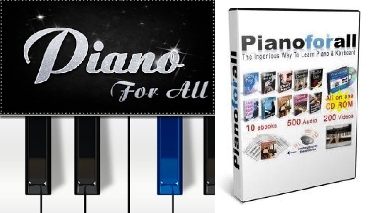 Pianoforall Review – Easy Way To Learn Piano & Keyboard!! [2019 New UPDATE]