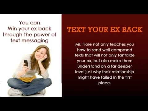 Text Your Ex Back Free