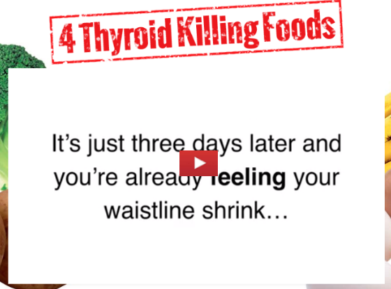 4 Day Thyroid Diet Review