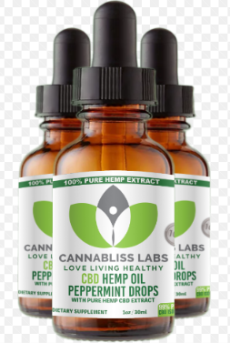 CannaBliss Labs Pure CBD Product