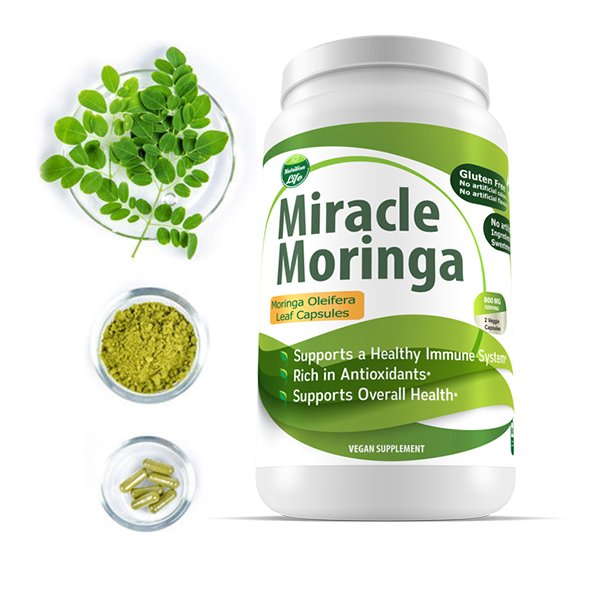 Miracle Moringa Review – Is it Supports Overall Health?