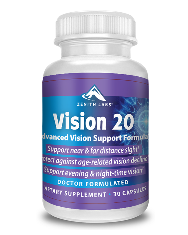Vision 20 Review – Ingredients Benefits or Side Effects!