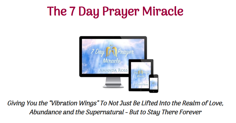 7 day prayer miracle Review - The Best Guide for Praying!