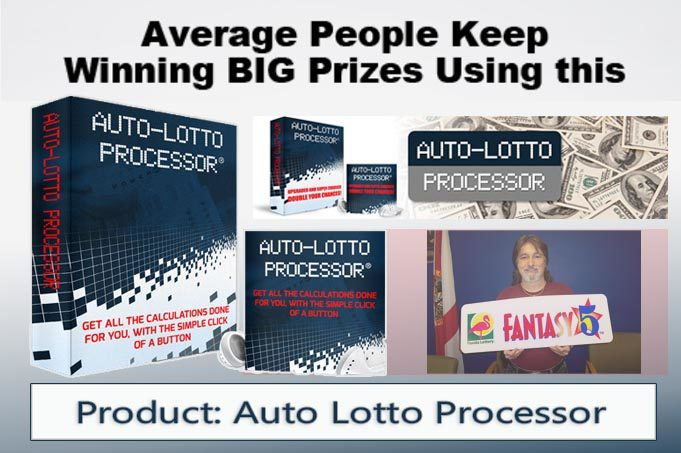 Auto-Lotto Processor Review – Change Your Life & Get Success!!