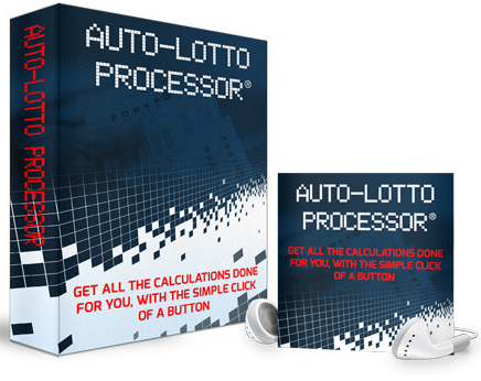 Auto-Lotto Processor Product