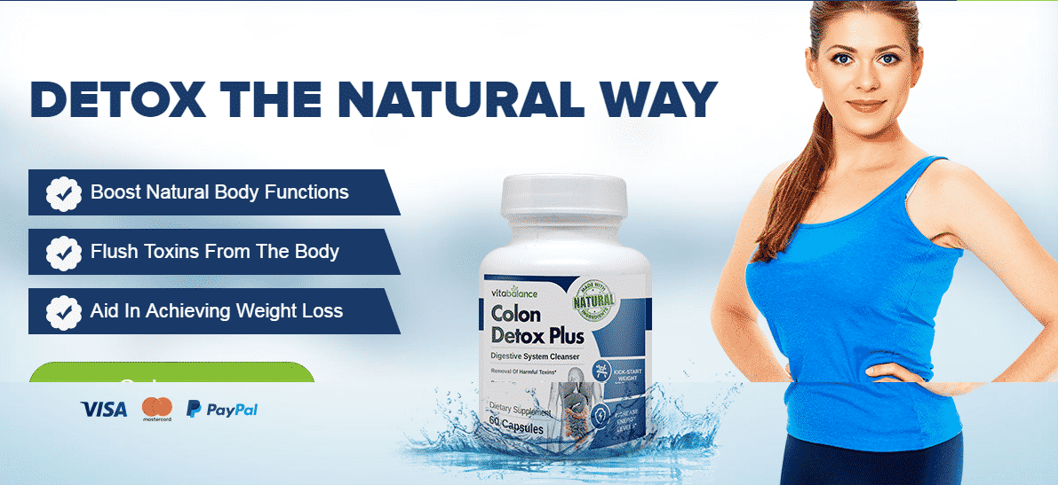 Colon Detox Plus Review – Boost Your Body Functions in Naturally!