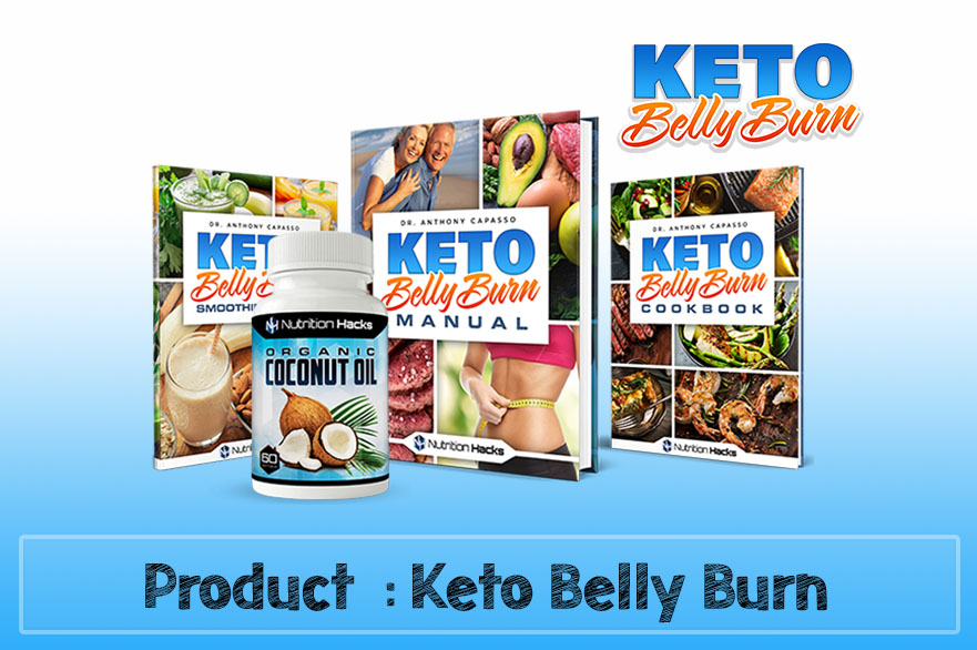 Keto Belly Burn Pills