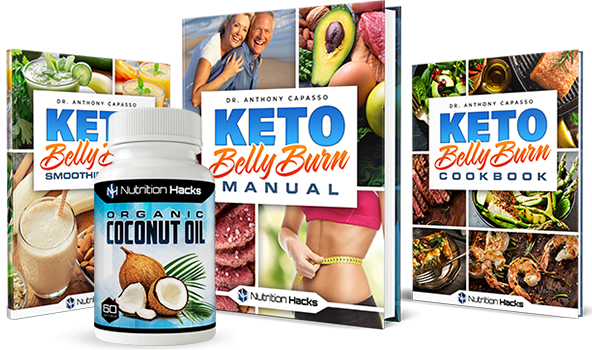 Keto Belly Burn product