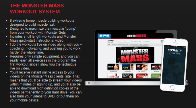 Monster Mass Review – Powerful Muscle Gainer!