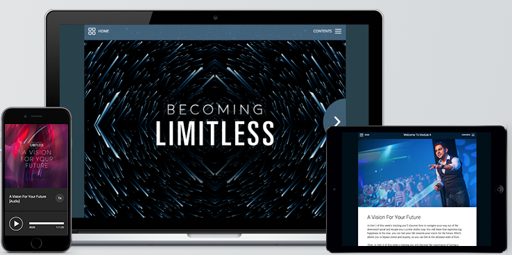 Becoming Limitless Product Image