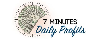 7 Minutes Daily Profits Product Image
