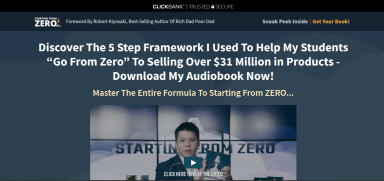 Starting From Zero 2.0 Review