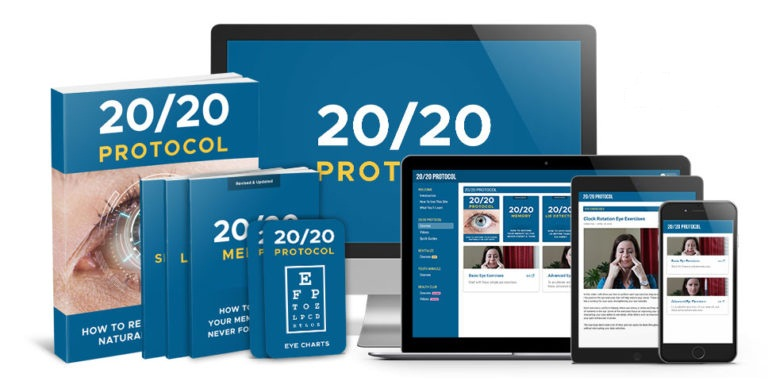 Vision 20/20 Protocol Ebook (Updated 2019) Review – Improve Your Vision Safely!