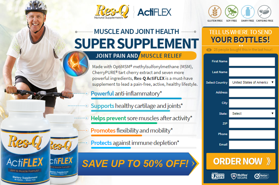 Res-Q Actiflex Review Image