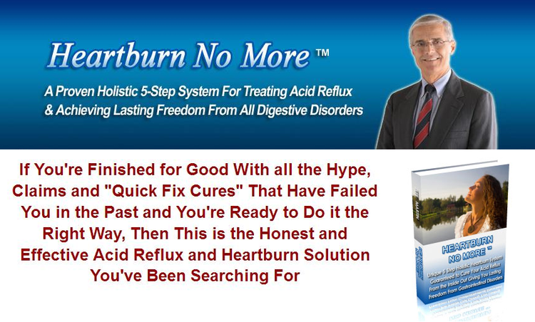 Heartburn-No-More-Ebook-Review