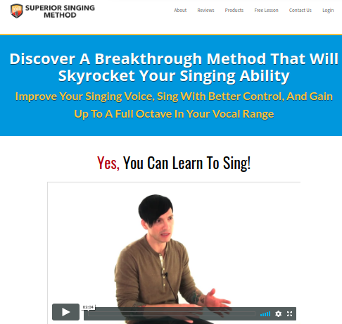 The Superior Singing Method Review