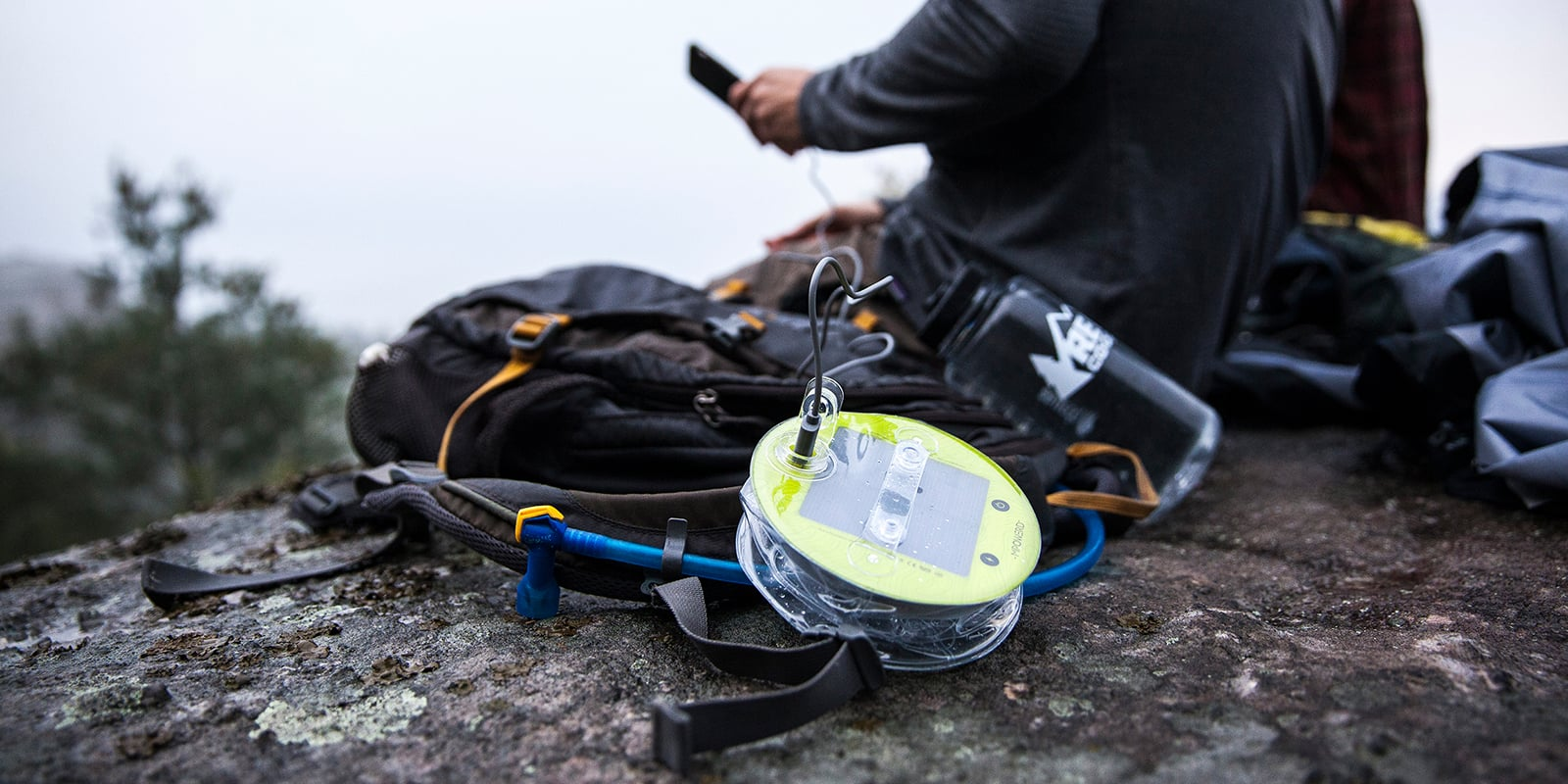 The Backpack Electricity System